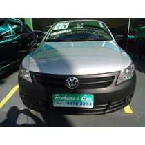 Vw Saveiro Cs 1.6 Mi Total Flex 8v Prata 2013