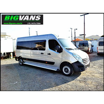 Master Van L3h2 Executiva Vip Plus 16lug 0km 2015 Prata Tv