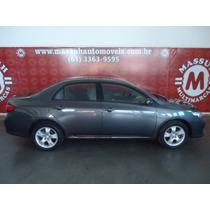 Toyota Corolla 1.8 Gli 16v Flex 4p Automático 2010/2011