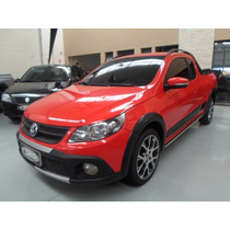 Saveiro Cross Ce 1.6 Flex Completo 2012