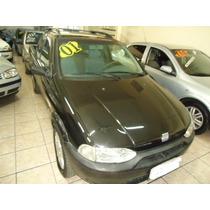 Fiat Strada Cab,est 2001 Preta 1,5 C/ Direçã0 Tr0c0 Financi0