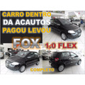 Volksvagen Fox 1.0 Completaço Todo Original