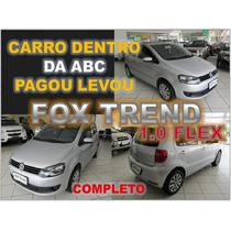 Fox Trend 1.0 Flex Completo Ano 2014 Financio Sem Burocracia