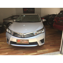 Toyota Corolla Gli Automatico 2015
