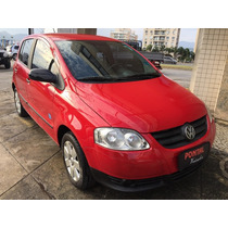 Volkswagen Fox 1.6 Mi Route 8v Flex 4p Manual 2009/2009
