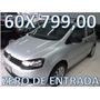 Volkswagen Fox 1.6 Flex Zero De Entrada + 60 X 799,00 Fixas
