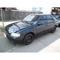 Ford/escort Gl Ztech ,4 Portas,1998 C Direçao Hidraulica