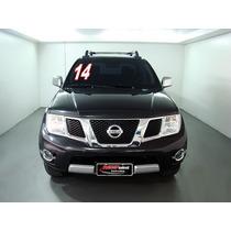 Nissan Frontier Sl 4x4 Cabine Dupla 2.5 Turbo Diesel