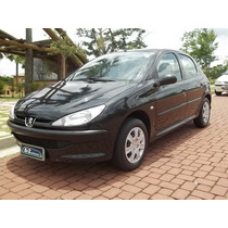 Peugeot - 206 Hatch Sensation 1.4 8v 4p Cod:854604