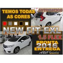 Fit Exl 1.5 Flex Automatico - Ano 2016 0 Km - Pronta Entrega