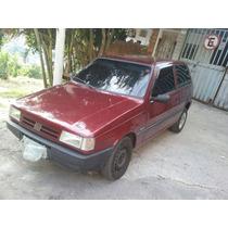 Fiat Uno Motor 1.5 94 Vinho Portas