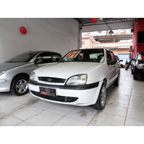 Ford Fiesta 1.0 Mpi Gl 8v Gasolina 4p Manual 2001/2001