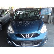 Nissan March 1.0 Sv 16v Flex 4p Manual 2014/2015