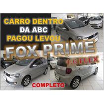 Fox Prime 1.6 Flex Ano 2011 - Financio Sem Burocracia Alguma