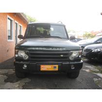Land Rover Discovery 2004 2.5 Automática Completa Com Teto