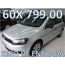 Volkswagen Gol Gvi Completo Zero De Entrada + 60 X R$ 799,00