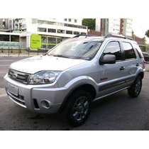 Ford Ecosport Xlt Freestyle 1.6 2012 Flex 8v 5p