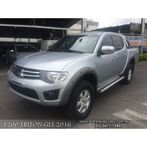 Mitsubishi L200 Triton 3.2 Gls 4x4 Cd 16v Turbo Intercoler D