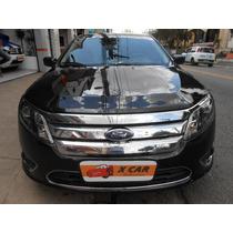 Ford Fusion 3.0 Sel Awd V6 24v Gasolina 4p Automático 2012/2