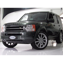 Land Rover 2007 Discovery 3 Hse Top Verde