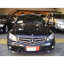 Mercedes Benz C63 Amg V8 2011 Blindada Cart 15.000 Km