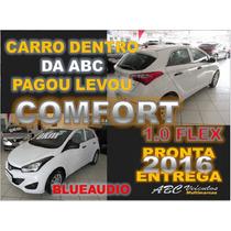 Hb20 Comfort 1.0 Manual -2016 - Zero Km - Pronta Entrega