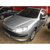 Peugeot - 206 Sw Presence 1.4 Cod:853295