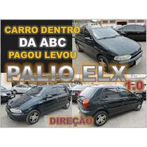 Palio Elx 1.0 4 Portas Com Direção Ano 1999