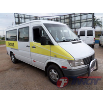 M. Benz Sprinter 312 Ano 2001 Escolar 16 Lug. C/ Tv E Som