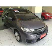 Honda Fit 2015 Lx Automatico.unico Dono