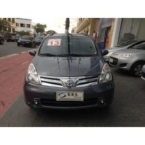 Nissan Grand Livina Sl 1.8 16v Flex