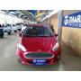 Fiesta Hatch Se 1.5 2014 Vermelho.: Cravinhos Sp