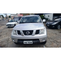 Nissan Frontier Se 2.5 4x4 Mec 2009\2010 Diesel