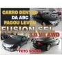 Fusion Awd 3.0 Sel V6 - Ano 2012 -com Teto Solar - Financio