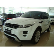 Land Rover Range Rover Evoque 2.0 Dynamic 4wd At 13/13