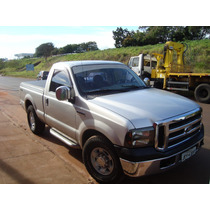 Ford F250 01 Xlt 4.2 Diesel V6cc Cabine Simples