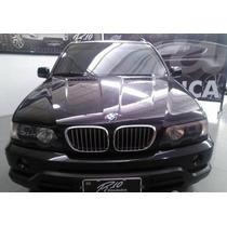 Bmw X5 4.4 V8 32v Blindado 2003/2003