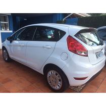 New Fiesta 1.5 Hatch 2015 = 20.000 Reais + 12x1842 No Cartão