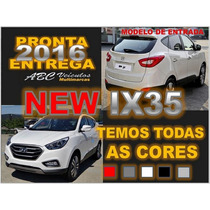 New Ix35 2016 - Zero Km - Pronta Entrega - Versão De Entrada