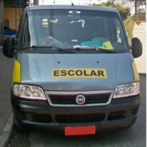 Fiat Ducato Teto Baixo Escolar 2.8 2007/2007 - 16 Lugares