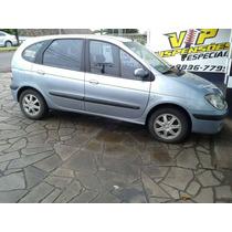 Renault Scenic Motor 1.6 4 Portas Prata