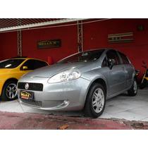 Fiat Punto Elx 1.4 8v Fire Flex Cinza 2008 Sem Detalhessss