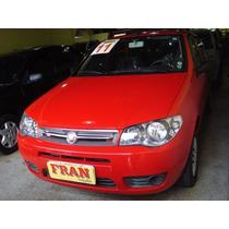 Fiat Palio Fire Economy Motor 1.0 2011 Vermelho 4 Portas