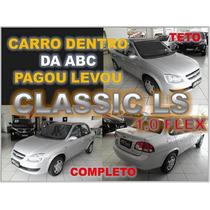 Classic Ls 1.0 Flex Ano 2011 - Financio Sem Burocracia