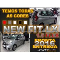 Fit Lx 1.5 Flex Automatico - Ano 2016 0 Km - Pronta Entrega