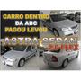 Astra Sedan Comfort 2.0 Flex Ano 2005 Financiamento Facil