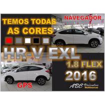 Honda Hr-v Exl Automatica 1.8 Flex - Zero Km Pronta Entrega