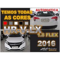 Honda Hr-v Lx Automatica 1.8 Flex - Zero Km - Pronta Entrega