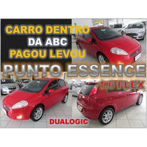 Punto Essence 1.6 Dualogic Ano 2012 - Financiamento Facil