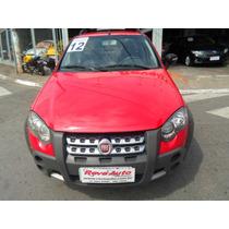 Fiat Strada Adventure Ce 2012 Vermelha (reveauto)